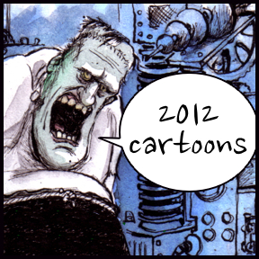 2012 Cartoon Review